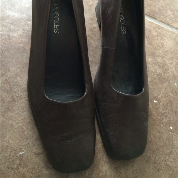 84 aerosoles shoes brown aerosole dress shoes from