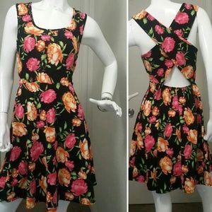 Floral Dress, NWOT
