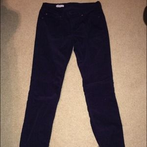Corduroy Like jeans/pants