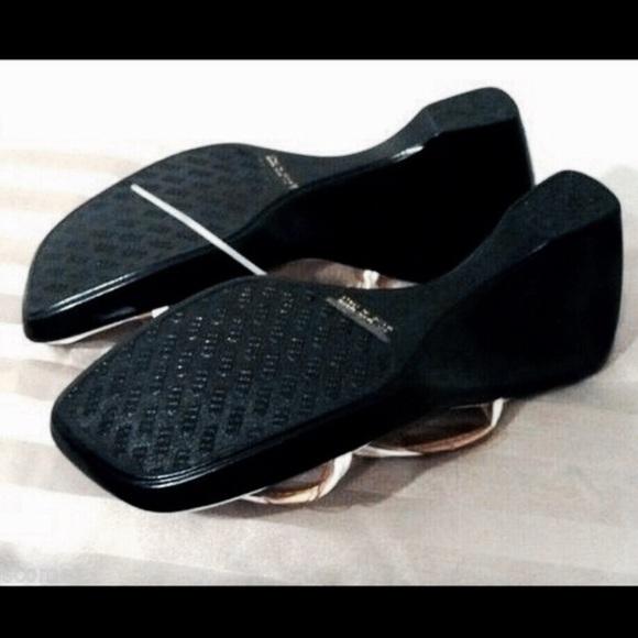 Dallas Cowboys Wedge Heel Wide Shoes