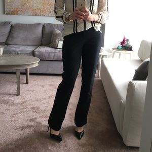 Banana Republic Pants - Black Banana Republic trousers