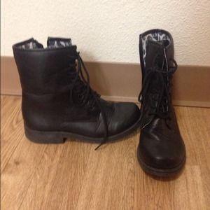 Combat boots // 5