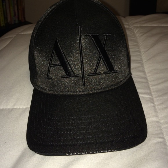 Armani Exchange Accessories - Armani Baseball cap ac836b2e7e1