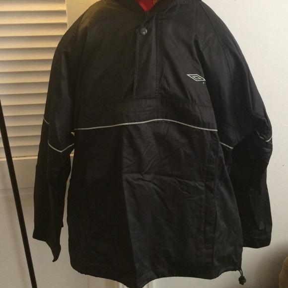 umbro coat