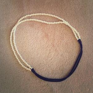 Accessories - Fashion Pearl Headband