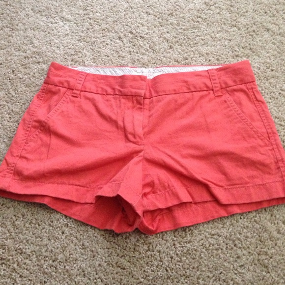 Tommy Hilfiger Mens 40 Shorts Salmon Pink Chino Walking % Cotton. $ Buy It Now. Free Shipping. Up for sale is a men's pair of new Tommy Hill figure shorts. The shorts are a salmon color men's size 40, inseam measures 10 inches. Please see all photos.