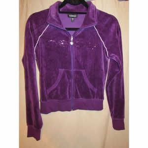 78 Off Bebe Pants Bebe Logo Velour Track Suit From