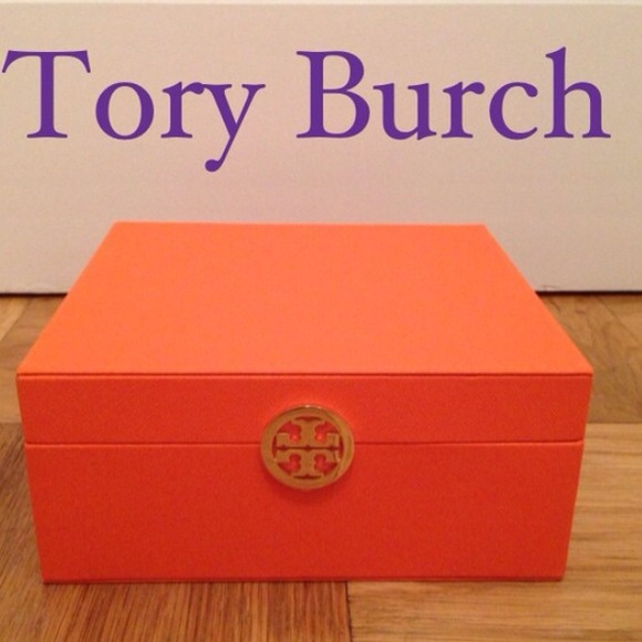 Tory Burch Tory Burch Jewelry Box NEW Authentic from Sharons
