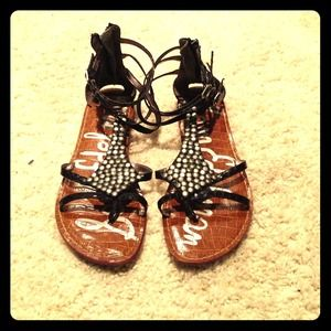 SAM EDELMAN SANDALS!