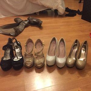 Shoes - Heels!!!