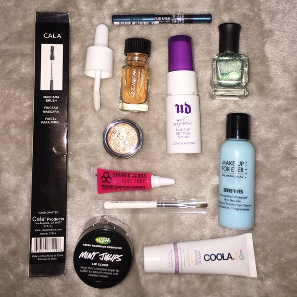 69% off Urban Decay Other - 🎉SALE🎉New Sephora Makeup Lot- Urban ...