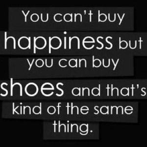 Just buy the shoes!!