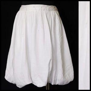 European Culture Dresses & Skirts - White European Culture Fun Bubble Shirt XS Small