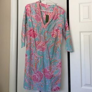 Lilly Pulitzer Courtney Tunic Dress