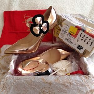 Rare anniversary Pensee Christian Louboutin