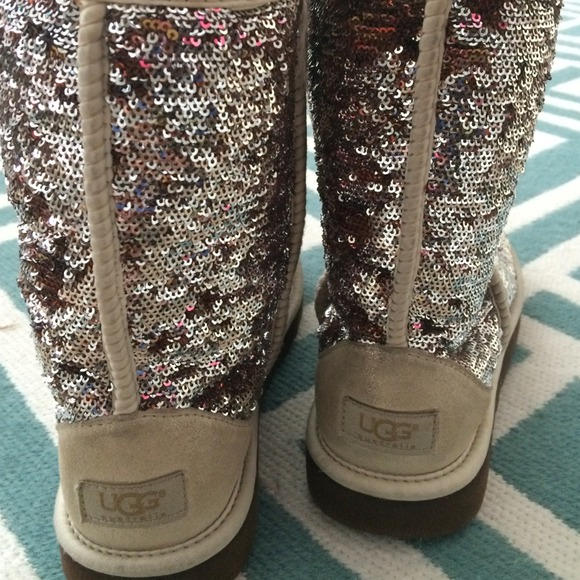 change color ugg boots