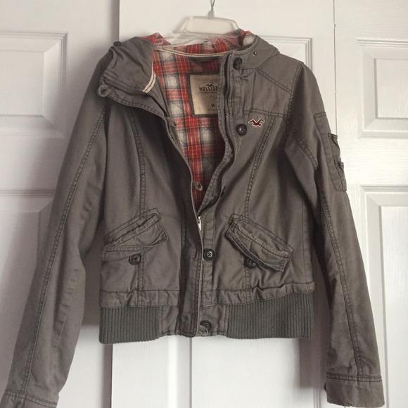 71 off hollister outerwear ����flash sale hollister