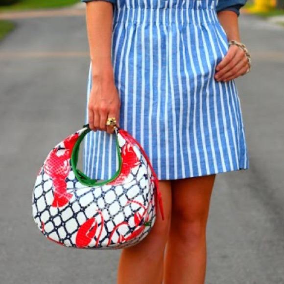 kate spade Bags - Kate Spade Claw Lobster Bag