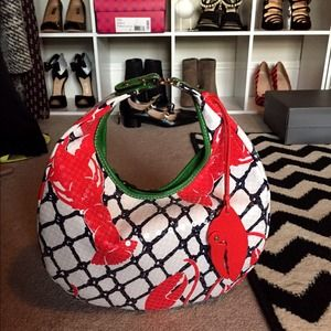 Kate Spade Claw Lobster Bag