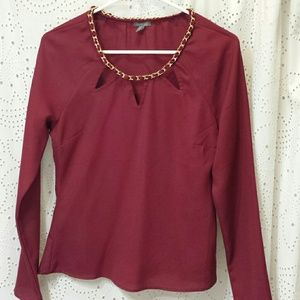 Sale ! NWOT Cutout top