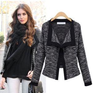 Beautiful gray cardigan/jacket