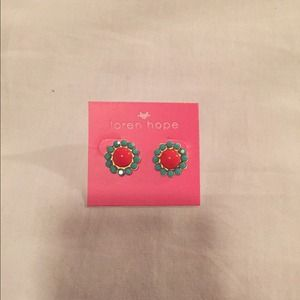 Jewelry - Loren Hope studs