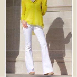 Denim - FAVORITE winter white jeans