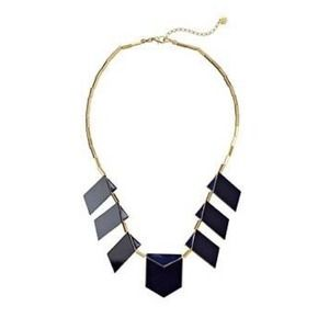 House of Harlow 1960 Jewelry - Modern motif necklace