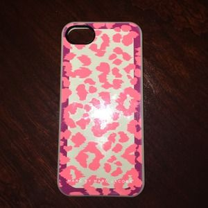 Marc Jacobs iphone 5 case. 