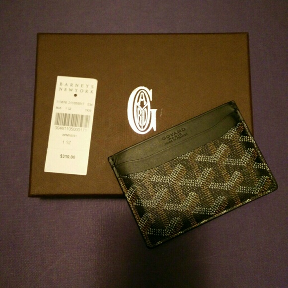hot sale online d9a92 c71f6 Goyard card case
