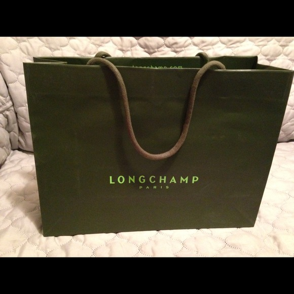 Longchamp - Longchamp shopping bag from Yenny's closet on Poshmark