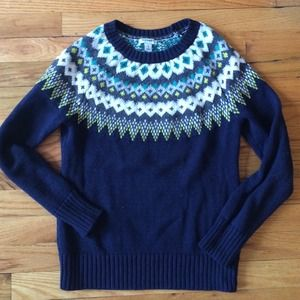 Old Navy Sweaters - Fair Isle Sweater