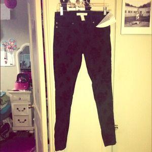 Forever 21 Denim - Life in Progress Forever 21 Black Skinny Jeans