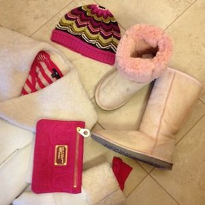 UGG Boots - Baby pink UGG boots
