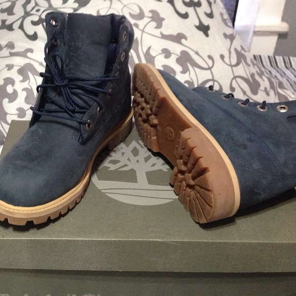 blue suede timberlands timberland sale mens
