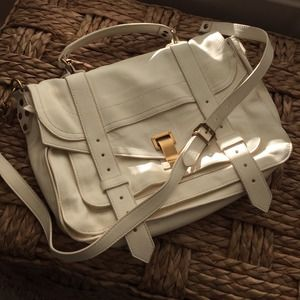 Proenza Schouler Handbags - White medium Proenza Schouler PS1