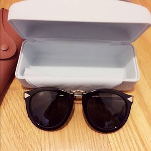 karen walker harvest style sunglasses