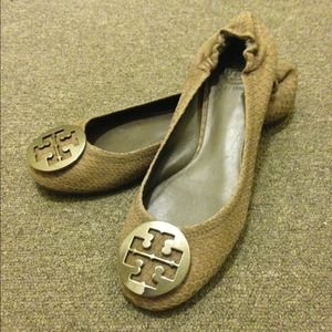 $55 Price ⬇️Authentic Tory Burch Flats