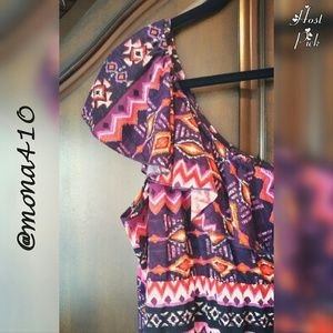 Ultra Flirt Dresses & Skirts - ✨HP✨ 💠 Tribal Maxi Dress/NWOT