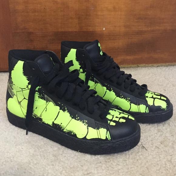 Nike Blazer On Feet