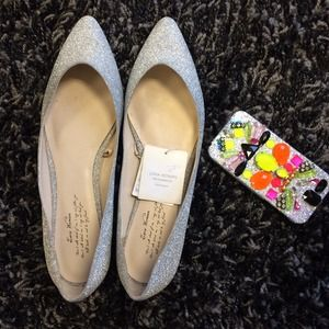 Zara Shoes - Zara Woman Glitter Flats