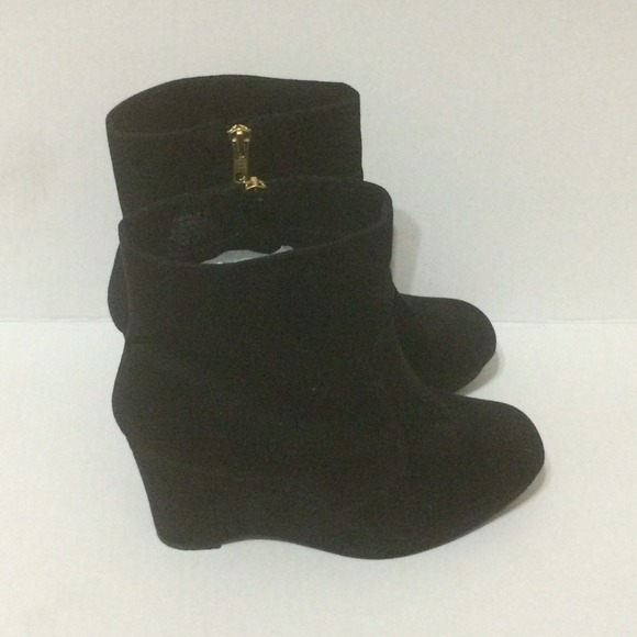 75 h m boots wedge boots from s closet on