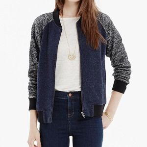 Madewell Outerwear - Madewell Bomber Jacket