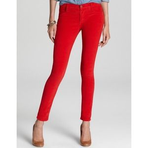 Pants - Red Hot Corduroys 🔥