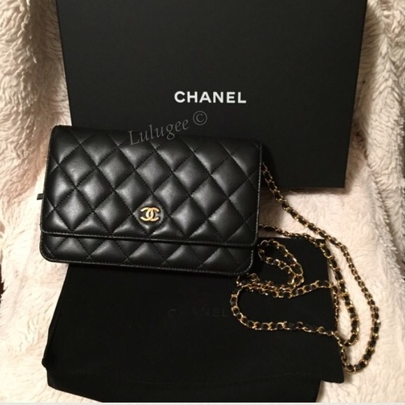 68f578fc6dd0 CHANEL Bags | Just Sharing Only Nfs Woc Wallet On Chain | Poshmark