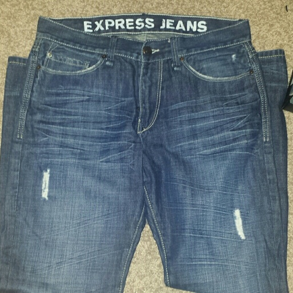 65% off Express Other - Mens Express Jeans from Sherry's closet on ...