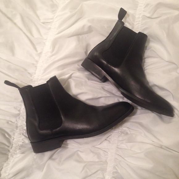 H\u0026M Shoes   Hm Chelsea Boots In Black