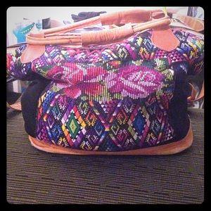 Handbags - Hupil Guatemalan Purse