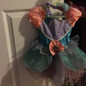 Disney Other - Ariel costume with head band