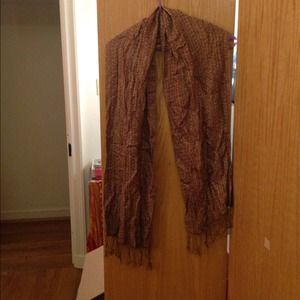 Bamboo-made scarf from Nepal